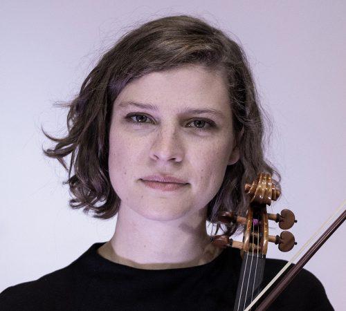 Hannah Christiansen, violin