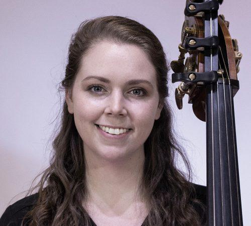 Lindsey Orcutt, bass
