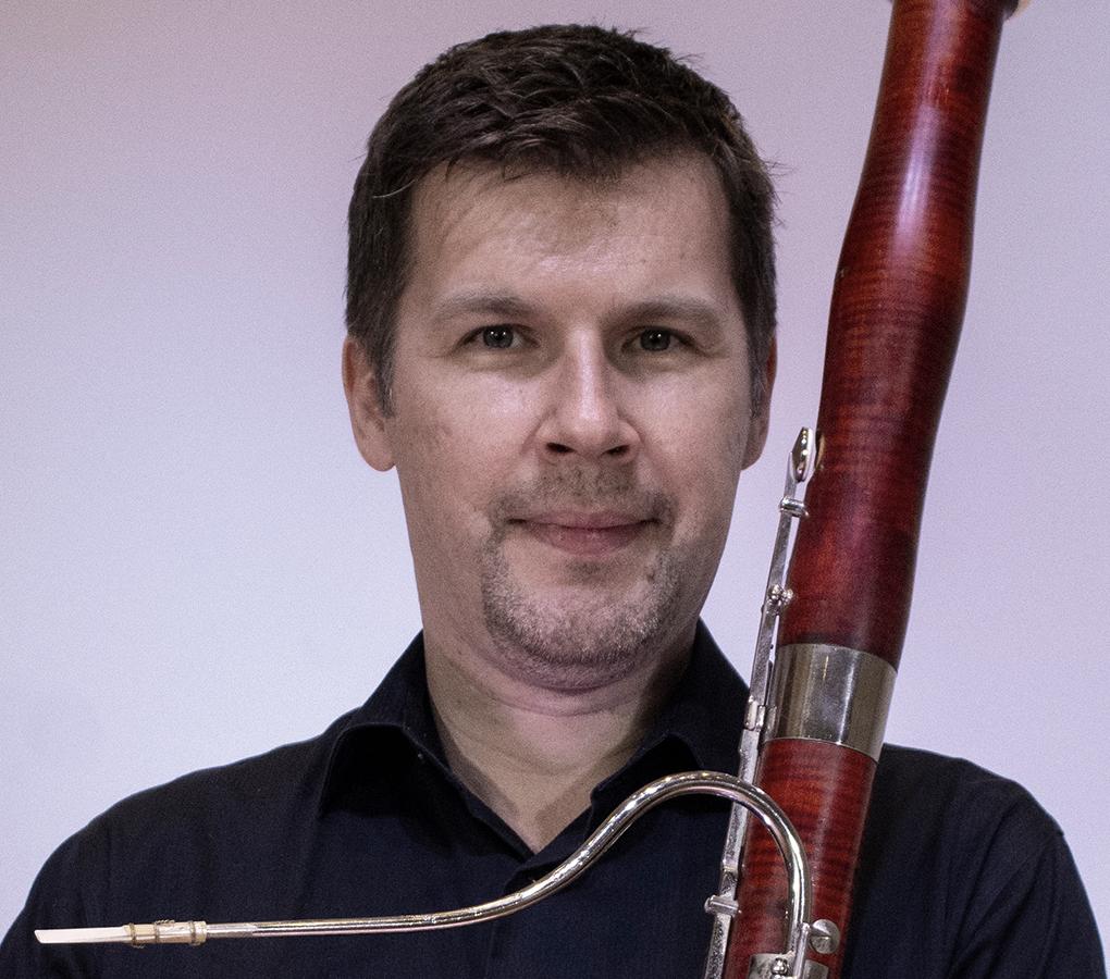 Marat Rakhmatullaev, bassoon