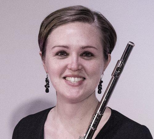 Marissa Olin, flute