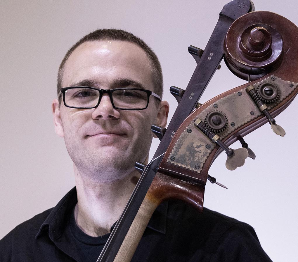 Matt, Matthew Burri, bass