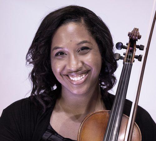 Rachele Torres, violin