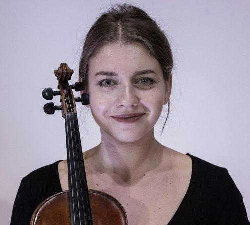 Sofiya Levchenko, violin