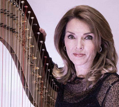 Sylvia Norris, harp