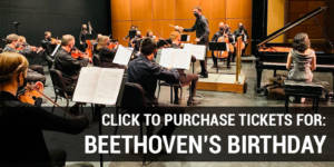 Beethovens birthday